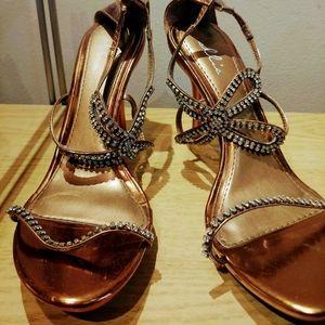 Ellie strappy heels
